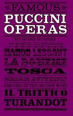 Famous Puccini Operas An Analytical Guide For The Opera