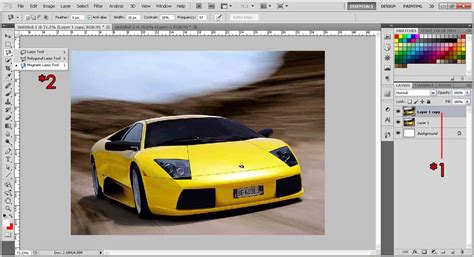 how to change color of object in photoshop changing color of an object photoshop tutorial org