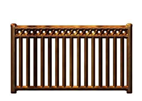 Railing Wood png by TheArtist100 on DeviantArt
