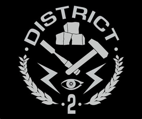 Hunger District 2 district 2 hunger t shirt masonry district