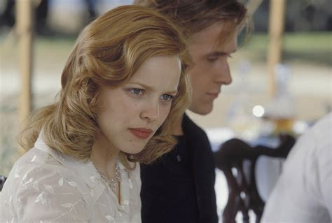 allie from the notebook hairstyles rachel mcadams ryan gosling images the notebook
