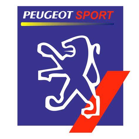 logo peugeot sport peugeot sport free vector 4vector