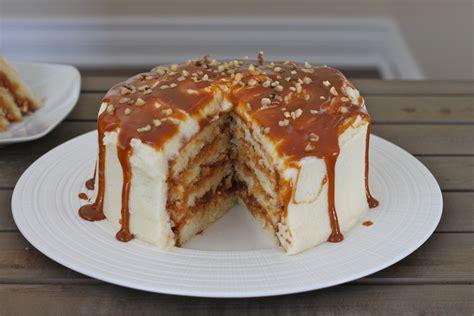 dulce de leche cake recipe dishmaps