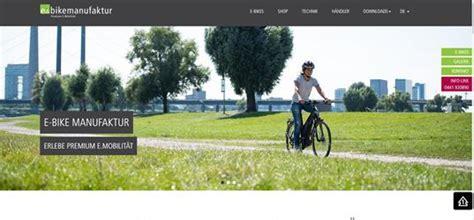E Bike Hersteller Niederlande by E Bike Manufaktur Fahrradhersteller Marken Verzeichnis