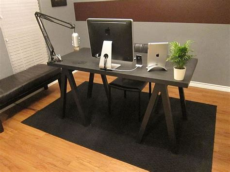 homemade desk 20 diy desks that really work for your home office