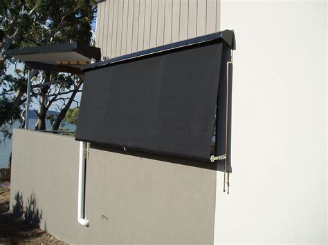 Canvas Awning Material by Fabric Awnings From Beautiful Blinds Awnings Hobart