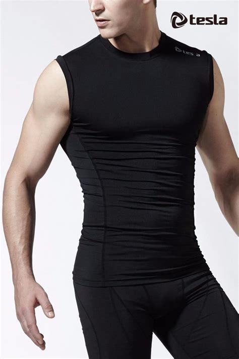 Armour Sleeveless Original mens sleeveless tops sports compression base layers