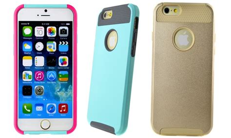 Casing Soft Shell Iphone 5 5s hybrid shell for iphon groupon goods