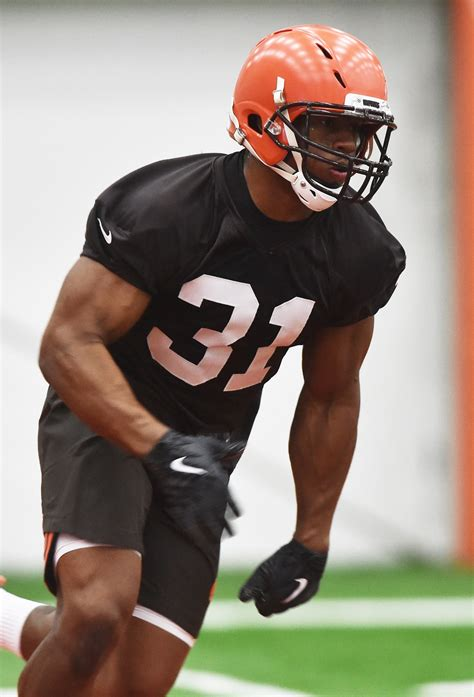 923 the fan listen nick chubb surprised browns drafted him 92 3 the fan