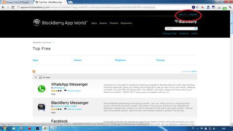 how to install ym in blackberry download aplikasi blackberry via pc kaka jr poenya blog
