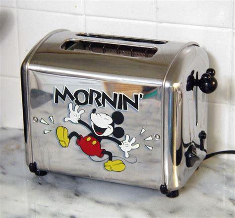 Mickey Toaster Mickey Mouse Toaster
