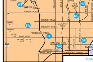 map of broward county library locations
