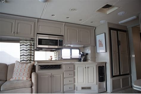 Colorful RV Makeover