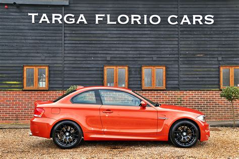 bmw 1 series not starting bmw 1 series m coupe 3 0 turbo in valencia orange for