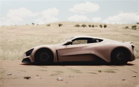 Zenvo St 1 by The That Is The Zenvo St1 Forza