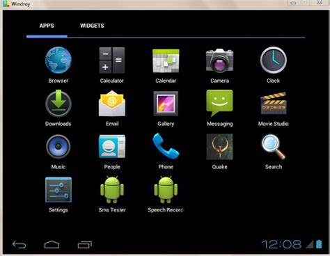 android app emulator 8 best android emulators for pc windows 7 8 10 free