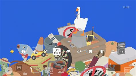untitled goose game    dynamic theme  ps