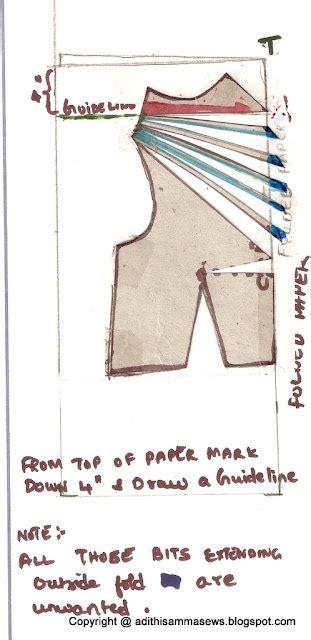 pattern drafting tutorial videos drafting a cowl neck tutorial sewing pinterest
