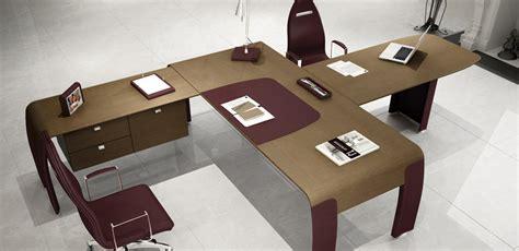 mobili ufficio como biurka luksusowe alfa omega przez codutti
