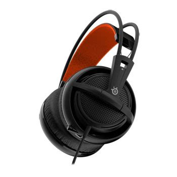 Headset Gaming 200 Ribuan siberia 200 steelseries stereo pc mac console black gaming