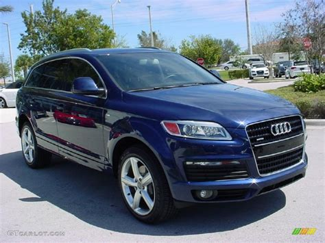2007 cobalt blue metallic audi q7 4 2 quattro 26460027 photo 9 gtcarlot car color