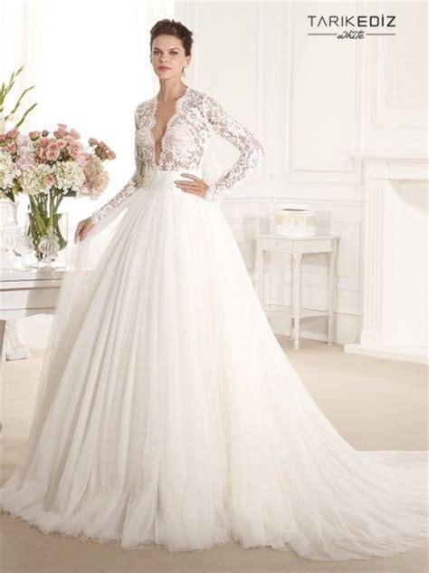fotos vestidos de novia con manga de la nota sensuales vestidos de novia con manga larga