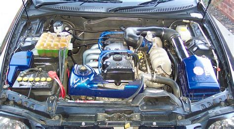 post pics of your engine bay australian ford forums