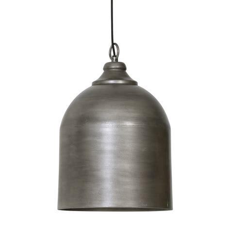 Metal Bell Pendant Light Light Living Maud Bell Pendant Light In Metal Fitting Type From Dusk Lighting Uk