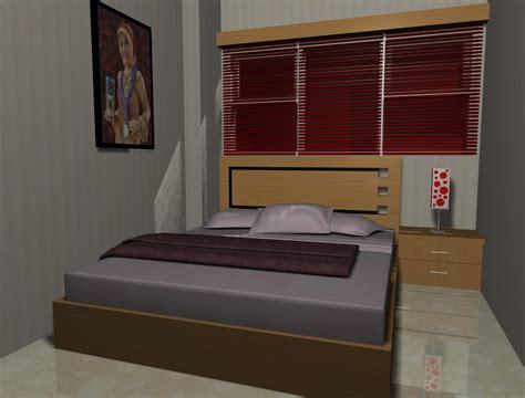 desain interior kamar utama contoh desain project interior apartemen central park