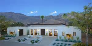 Open Ranch Style Floor Plans monte sereno luxury homes in south palm springs palm