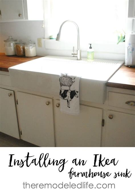 cheap farmhouse sink ikea 25 best ideas about ikea farmhouse sink on