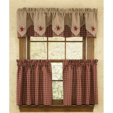 country kitchen curtains ideas what a difference kitchen curtains modernize