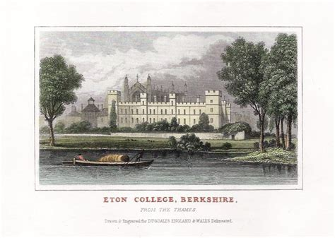 thames college lancashire eton college berkshire from the thames by thomas