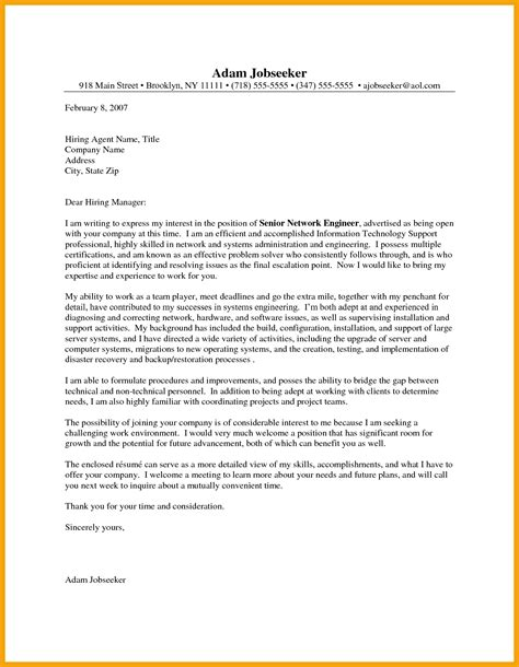 Sle Cover Letter Engineering cover letter sle mechanical engineer 28 images sle