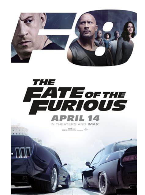 fast and furious 8 watch online poster
