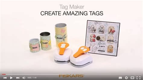 tag maker 3 in 1 tag maker basic punches