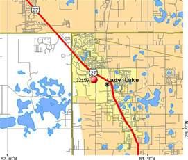 Lady Lake Florida Map by 32159 Zip Code Lady Lake Florida Profile Homes
