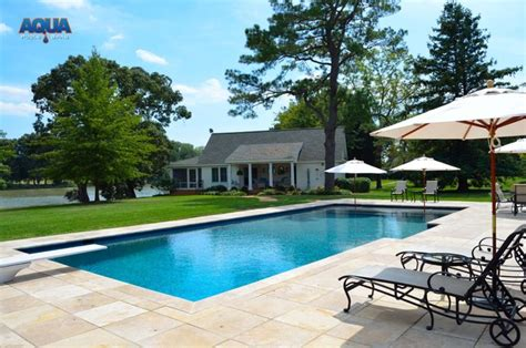 swimming pool renovations before after traditional