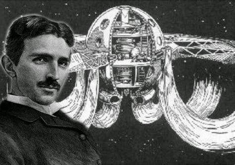 Who Invented Tesla Car Patent Nikola Tesla Invented Ufo Spacecraft Following Et