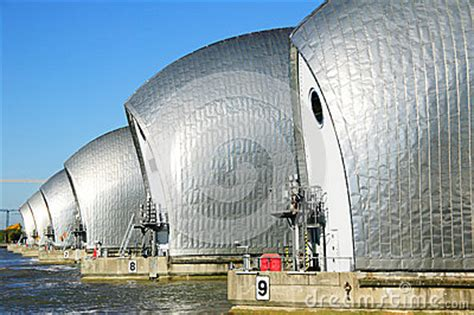 thames barrier london england u k thames barrier royalty free stock images image 37426419