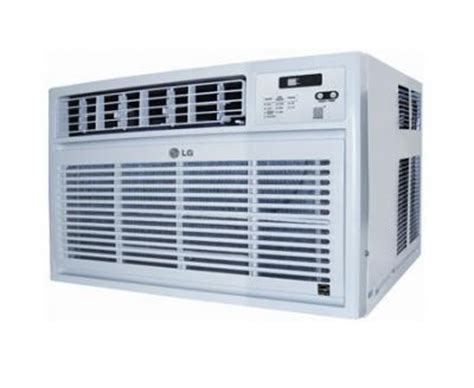 18000 btu air conditioner room size lg 18 000 btu window air conditioner cooling only