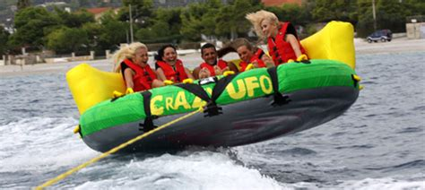 crazy boat tubes crazyshark water sports tubes and towables