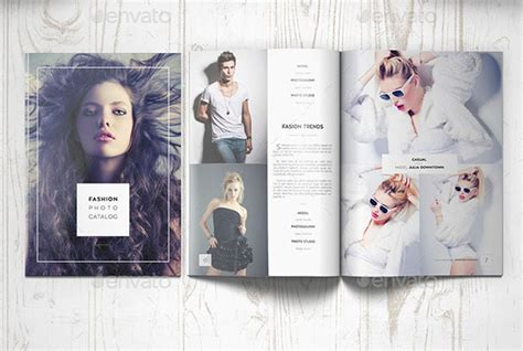 design magazine photography 40 beautiful indesign fashion brochure templates web