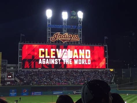 Against The World it s always cleveland against the world rallytogether