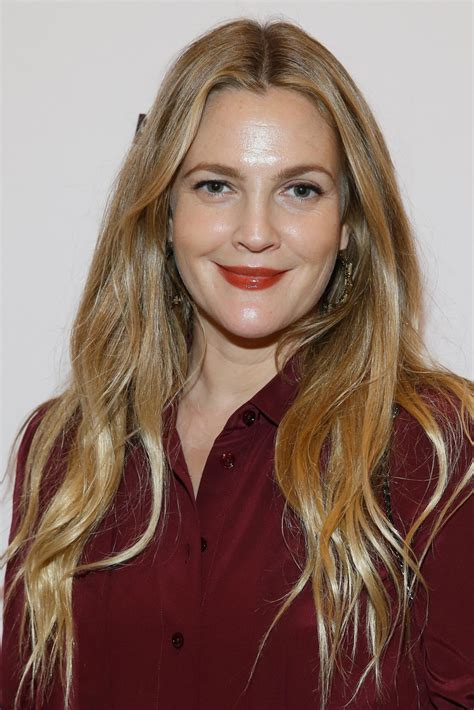 Drew Barrymore Hairstyles by Drew Barrymore Hair Drew Barrymore Layered Waves