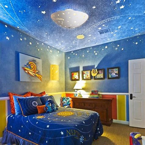 childrens bedroom space theme 6 great kids bedroom themes fabby blog