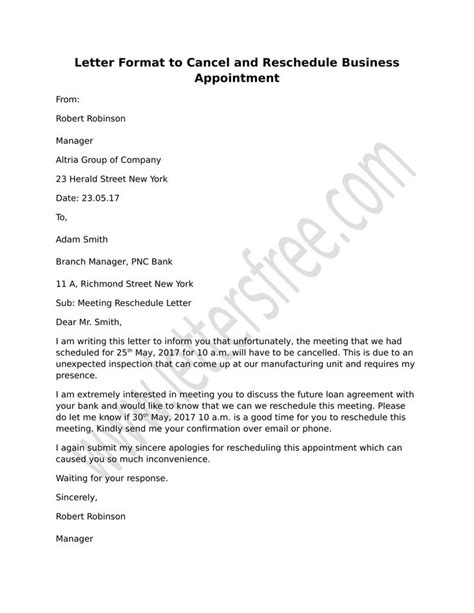 Appointment Letter Writing 8 Best Appointment Letters Images On Letter Sle Business Meeting And Home Design
