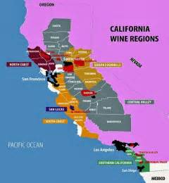 wineries in southern california map wine away whine