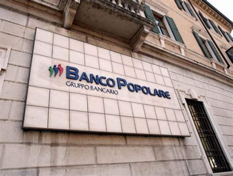banco popolare soc cooperativa banco popolare avviato progetto spa vvox