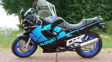1993 Suzuki Katana 750 1993 Suzuki Gsx 600 F Katana Image 7